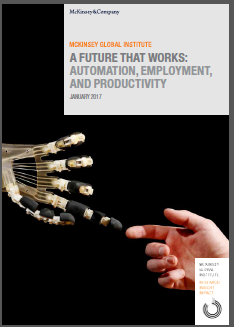 Resultado de imagen de a future that works automation employment and productivity