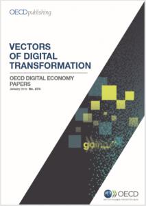 """Informe """"Vectors of digital transformation"""" (OCDE)"""